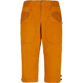 E9 R3 Miehet Lyhyet housut , oranssi